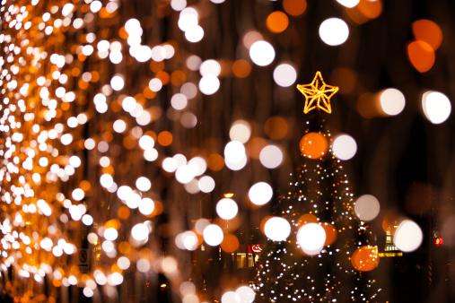 Electric Christmas tree