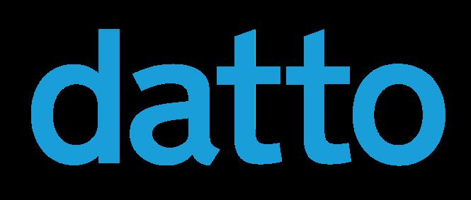 Datto Logo - blue
