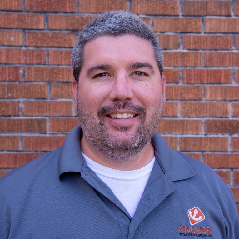 Anchor Network Solutions - Our Team - Corey Pottratz
